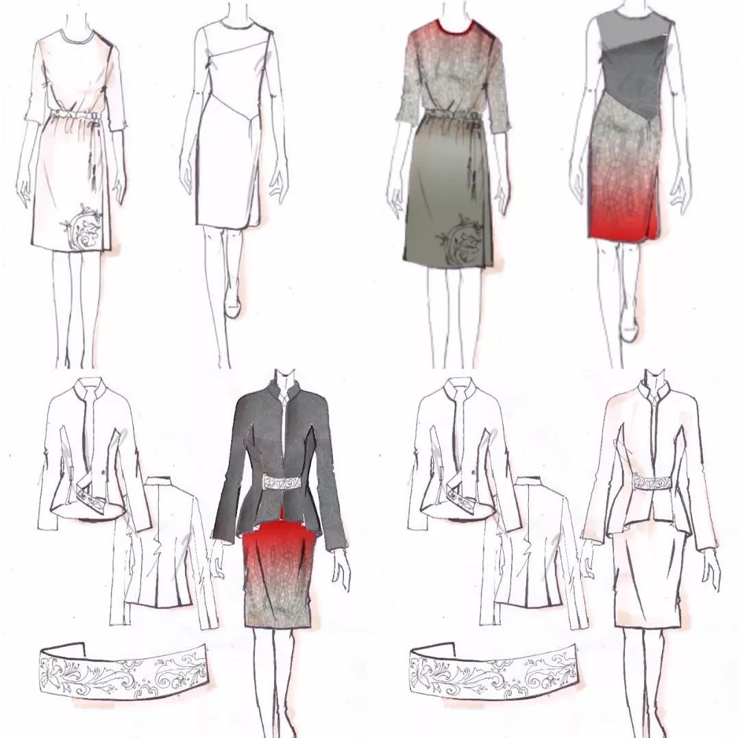 服装设计灵感