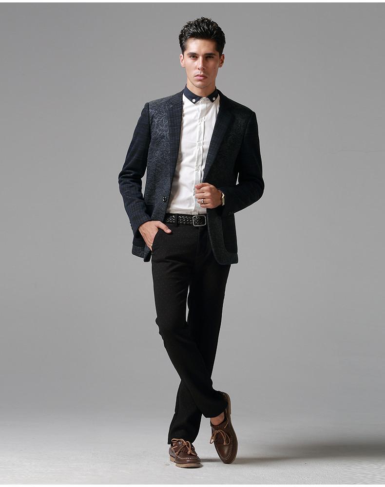 职业装定做——男士如何穿好职业装